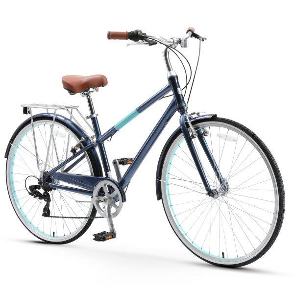 Women's 7-Speed Bicycle, Navy