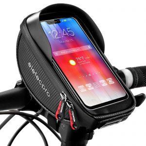 eletecpro Bike Phone Front Frame Bag