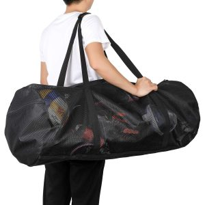 Extra Large Mesh Travel Duffle for Scuba Diving