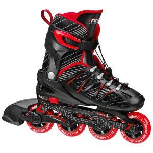 Adjustable Inline Skate Roller Derby Boy's Stinger