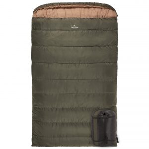TETON Sports Mammoth 0F Queen-Size Double Sleeping Bag