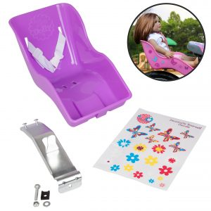 Doll Bicycle Seat Decorate Yourself Decals