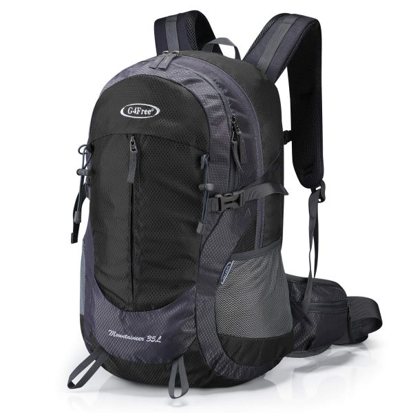 Water Resistant 35L Hiking Backpack