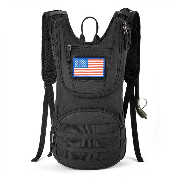 Hydration Pack Backpack with 2L Water Bladder
