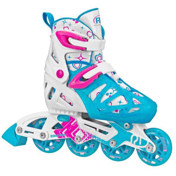 Girls Tracer Adjustable Inline Skates