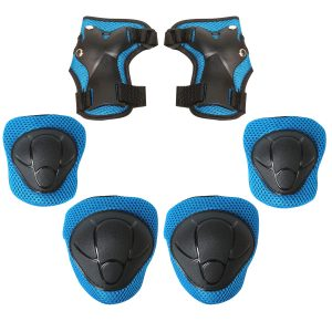 MiNiSports Kids Protective Gear 6 in 1 Set