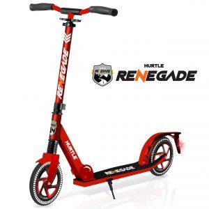 2 Wheel Scooter with Adjustable T-Bar Handlebar