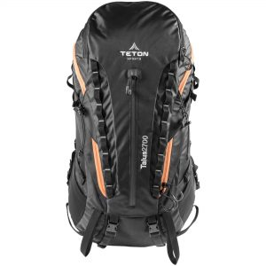 Camping, Hunting, Travel Lightweight Hiking Backpack