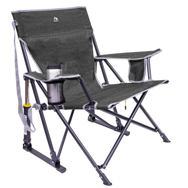 Portable Rocking Chair & Outdoor Camping Chair
