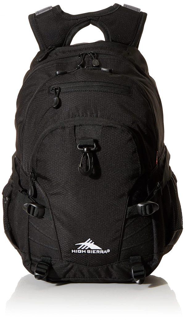 Loop-Backpack, School, Travel, or Work Bookbag with tablet-sleeve