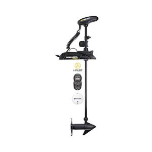 Freshwater Bow-Mount Trolling Motor with 54-Inch Shaft