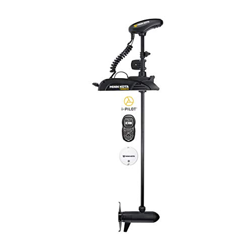 Freshwater Bow-Mount Trolling Motor with 60-Inch Shaft and i-Pilot GPS
