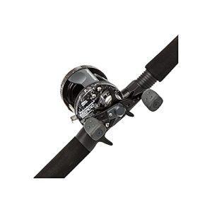 Catfish Commando Fishing Rod and Reel Combo