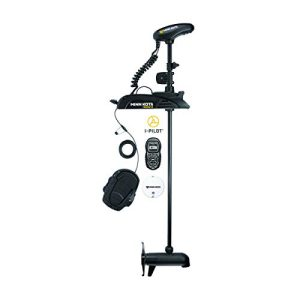 Freshwater Bow-Mount Trolling Motor with 45-Inch Shaft