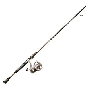 nti-Reverse Fishing Reel Spinning Reel and Fishing Rod Combo