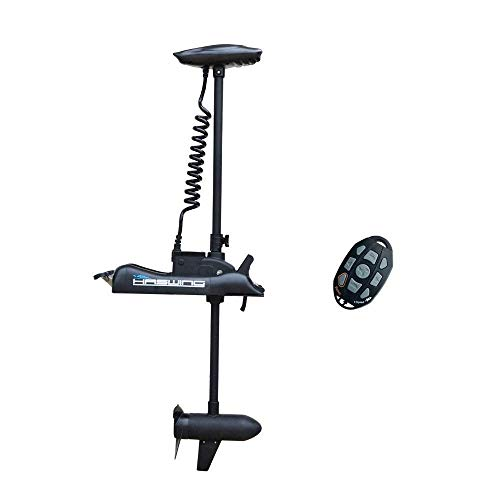 Trolling Motor with Wireless Remote Control for Inflatable Boat Kayak