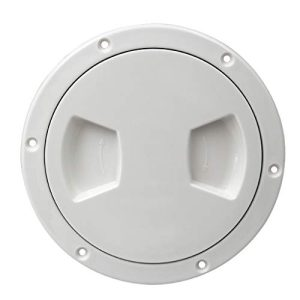 Boat Hatch Cover Twist Out Deck Plate
