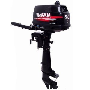 6 HP Outboard Motor 2 Stroke Inflatable Fishing Boat Engine