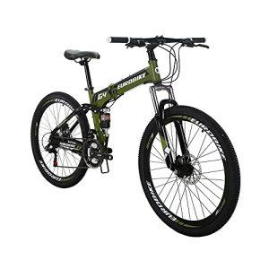 Folding Bike Regular Spoke Wheel Mechanical Disc Brake