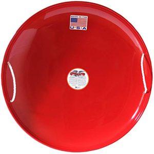 Metal Snow Disc Saucer Sled