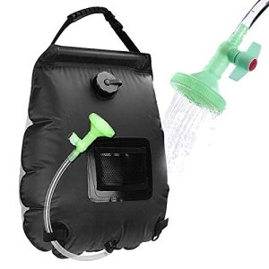 Solar Heating Camping Shower Bag 5 Gallons