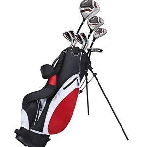 Precise Teenager Complete Golf Set Includes Titanium Driver