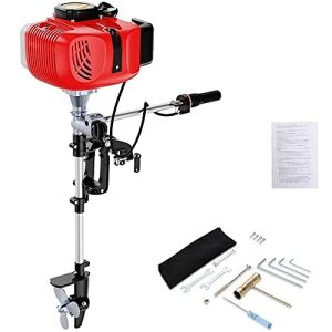 3.6 HP Boat Engine Outboard Motor with Air Cooling System