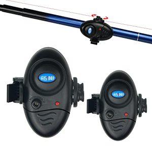 Volume Adjustable Fishing Alarms