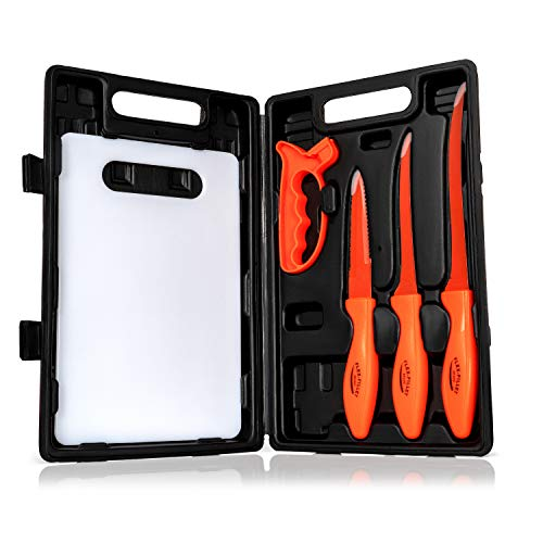Flex Fillet Fishing Cutlery Set