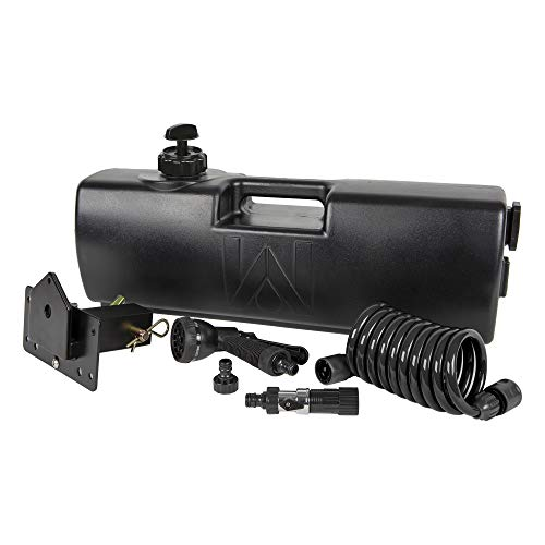 3.8 Gallon Self-Pressurized Water Tank for Camp Showers