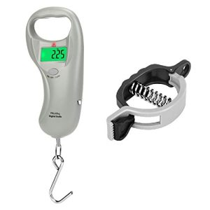 Fish Scale Digital Hanging Scale with Tape
