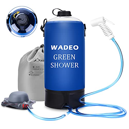 3 Gallons Portable Outdoor Camping Shower Bag