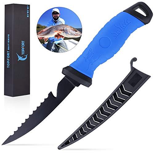 Outdoors Fishing Knife with knife sheath