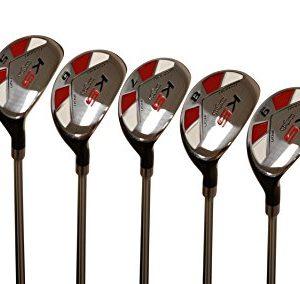 Majek Men's Golf All Hybrid Complete Full Set