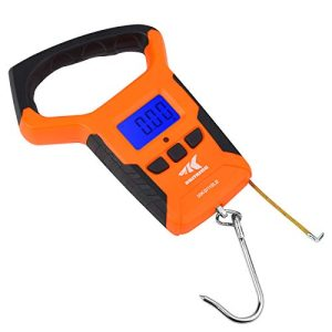 Water Resistant Digital Fishing Scale with Ruler