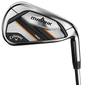 Right Hand Max Iron Set Set of 5 Clubs