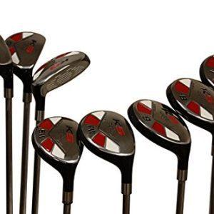Ladies Golf Clubs All Hybrid Set