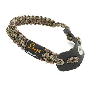 Archery Bow Wrist Sling Comfortable on Hand