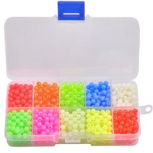 Lures Tackle Fishing Beads Assorted Beads Set