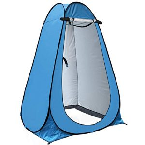 Pop Up Privacy Tent Shower Tent Portable Outdoor