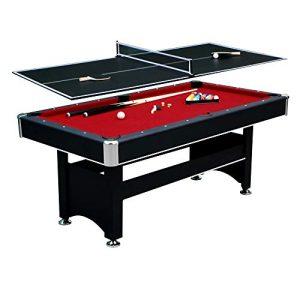 6' Pool Table Hathaway Spartan
