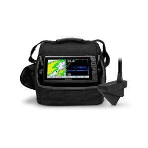 Ice Fishing Bundle Combo and Panoptix LiveScope Sonar