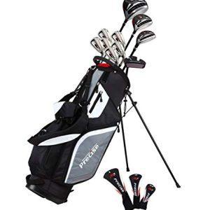 Golf Club Set with True Temper Steel Shaft