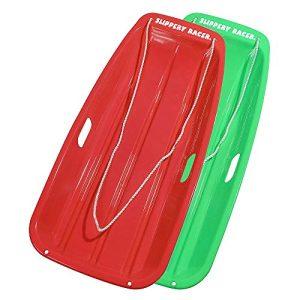 Downhill Sprinter Flexible Kids Toddler Plastic Toboggan