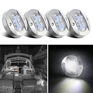 Boat Interior Light for Boat Deck LED Transom Mount Light