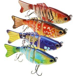 3D Eye Popper Fishing Lures Bass Lures Set