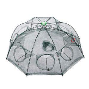 Crawfish Trap Crab Fish Trap Foldable
