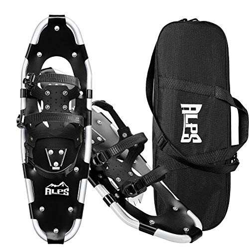 Snowshoes for Men, Women, Youth with Carrying Tote