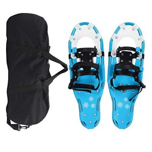 Lightweight Aluminum Frame Snowfield Flexible Walking Snowshoes
