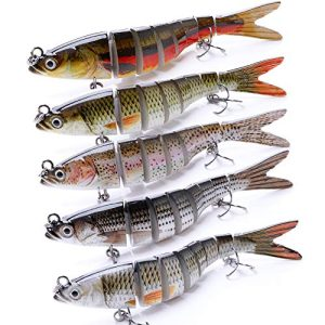 Freshwater Topwater Bass Lure Fish Lures